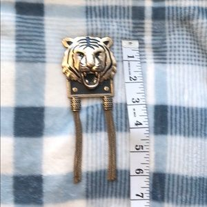 Magnificent and Majestic Tiger Pendant